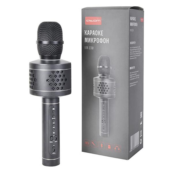 Караоке-микрофон Atom KM-230