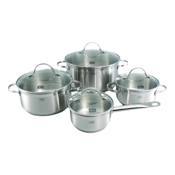 Набор посуды Gipfel Victory 8 предметов набор посуды gipfel antea 7 предметов