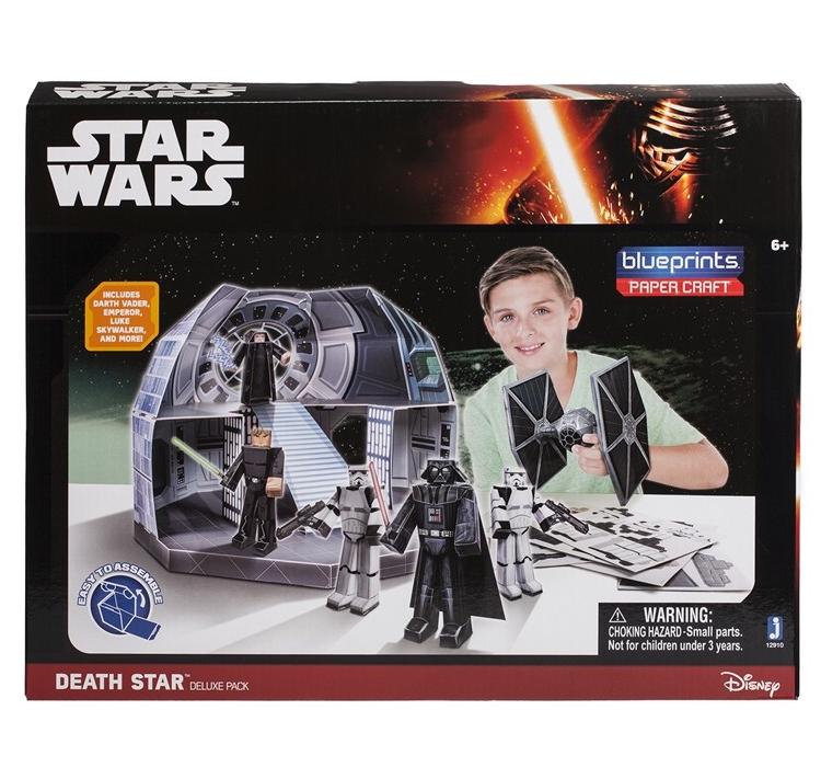 костюм клона командора коди star wars 36 38 Конструктор из бумаги Star Wars Death Star