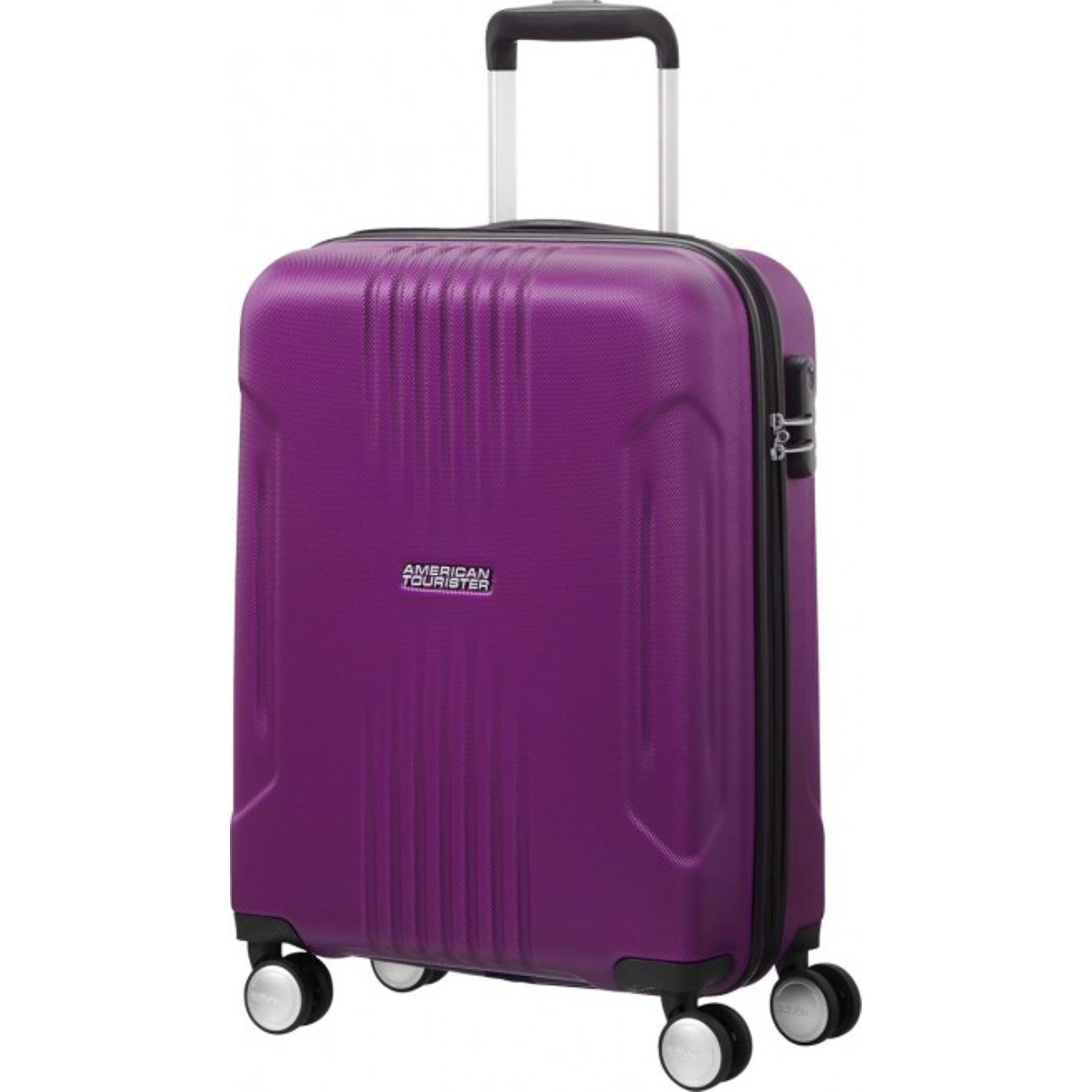 Чемодан American Tourister Spinner пурпурный L american tourister american tourister litewing 38g 09003