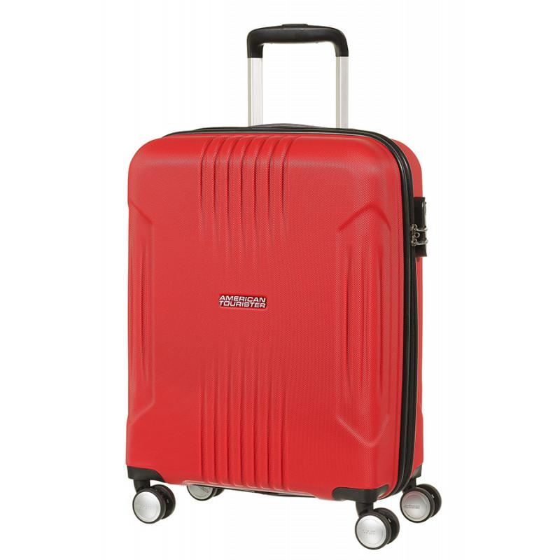 Чемодан American Tourister Красный S недорого