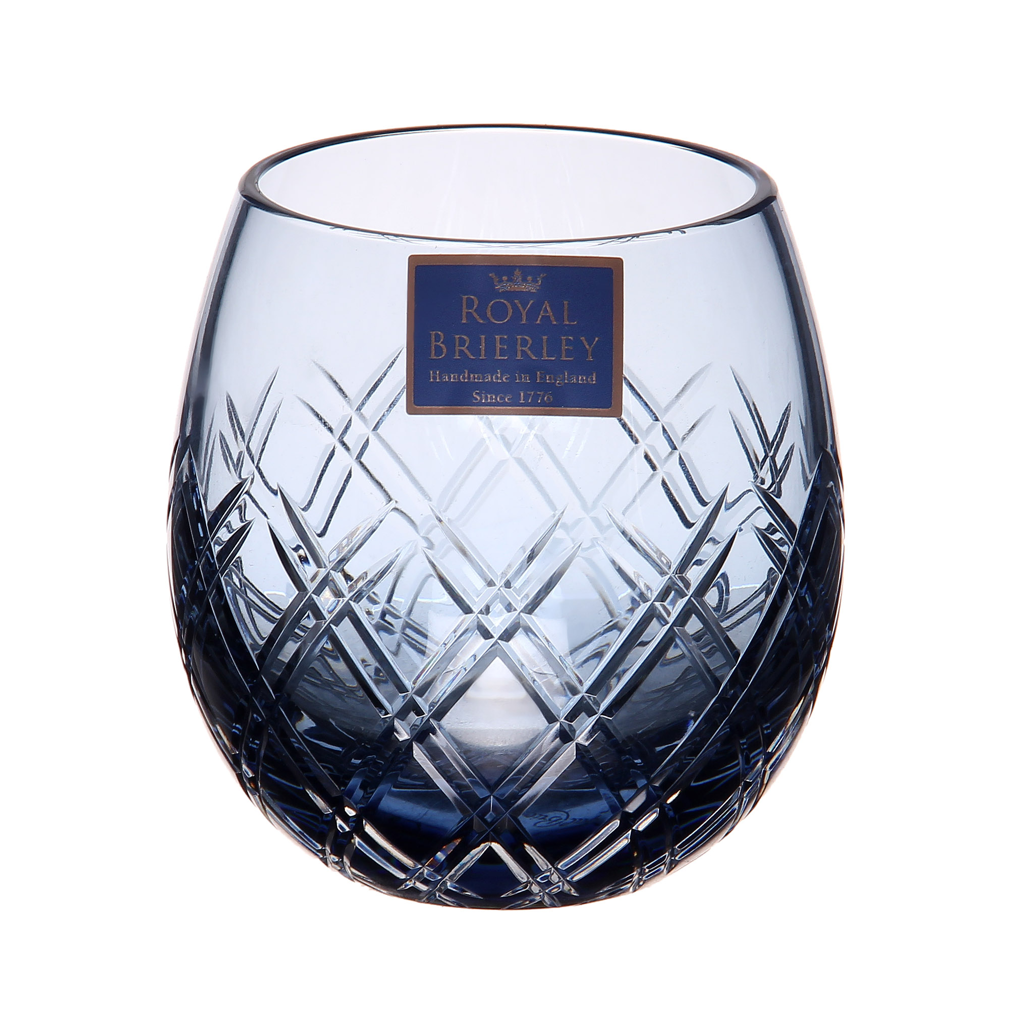 Купить Стакан для виски Dartington crystal barra olive green 310мл, Великобритания, хрусталь ручной работы (24% свинца)