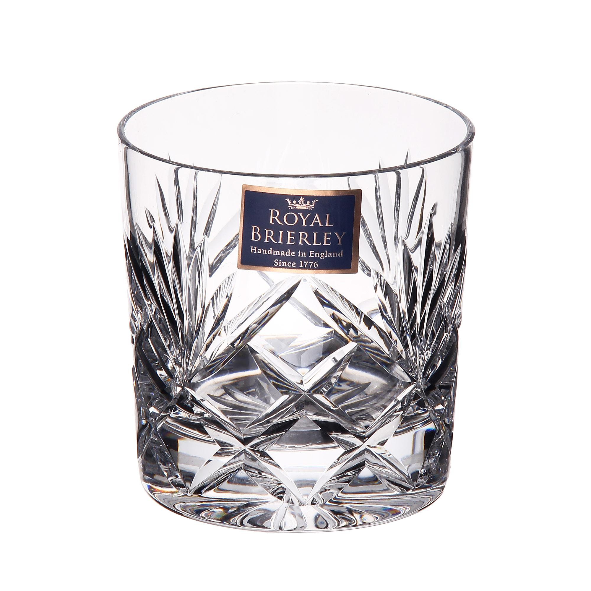 Купить Стакан для виски Dartington crystal tall braemar 290мл, Великобритания, хрусталь ручной работы (24% свинца)