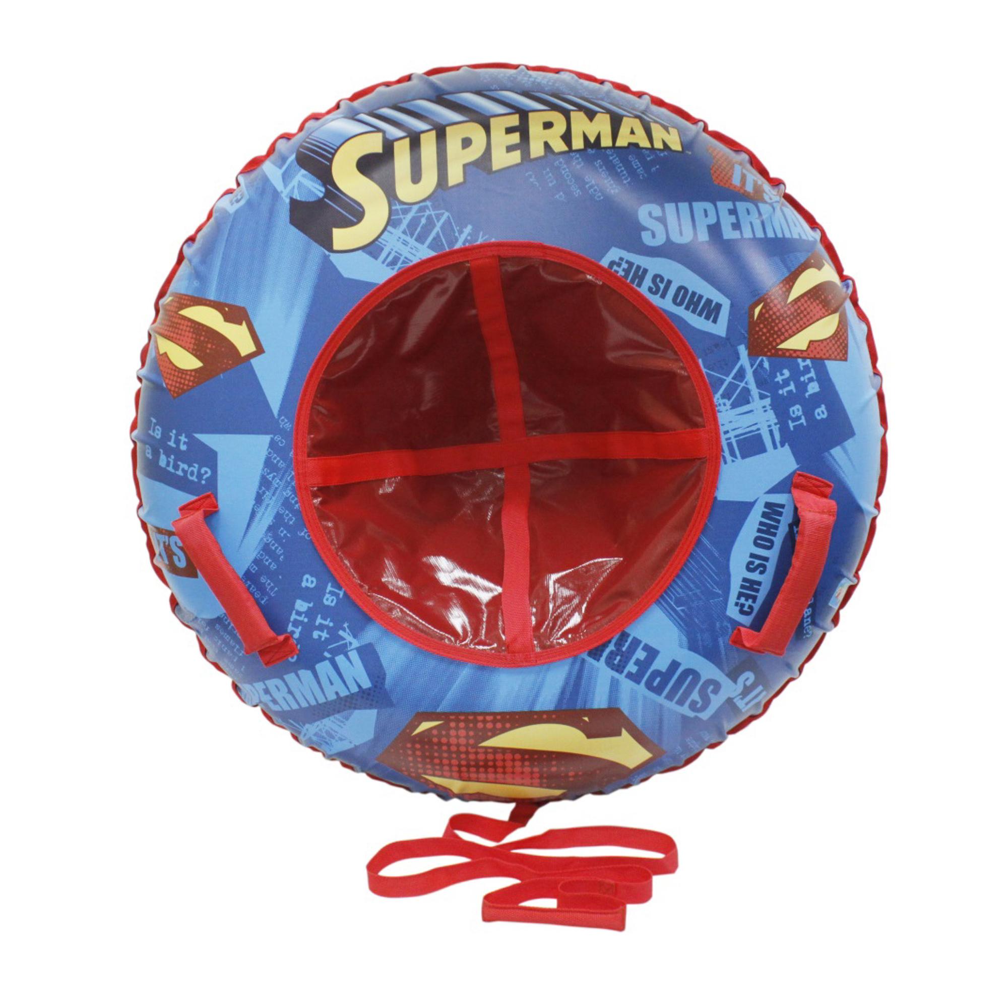 нейроскакалка 1toy 86 см Тюбинг 1Toy Супермен 85 см