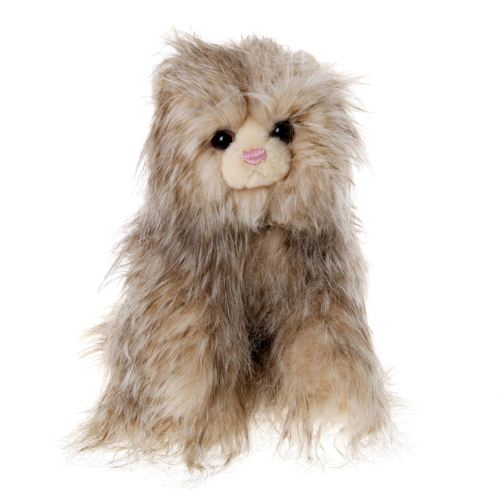 Игрушка мягкая Gund кот Пакстон 23 см.