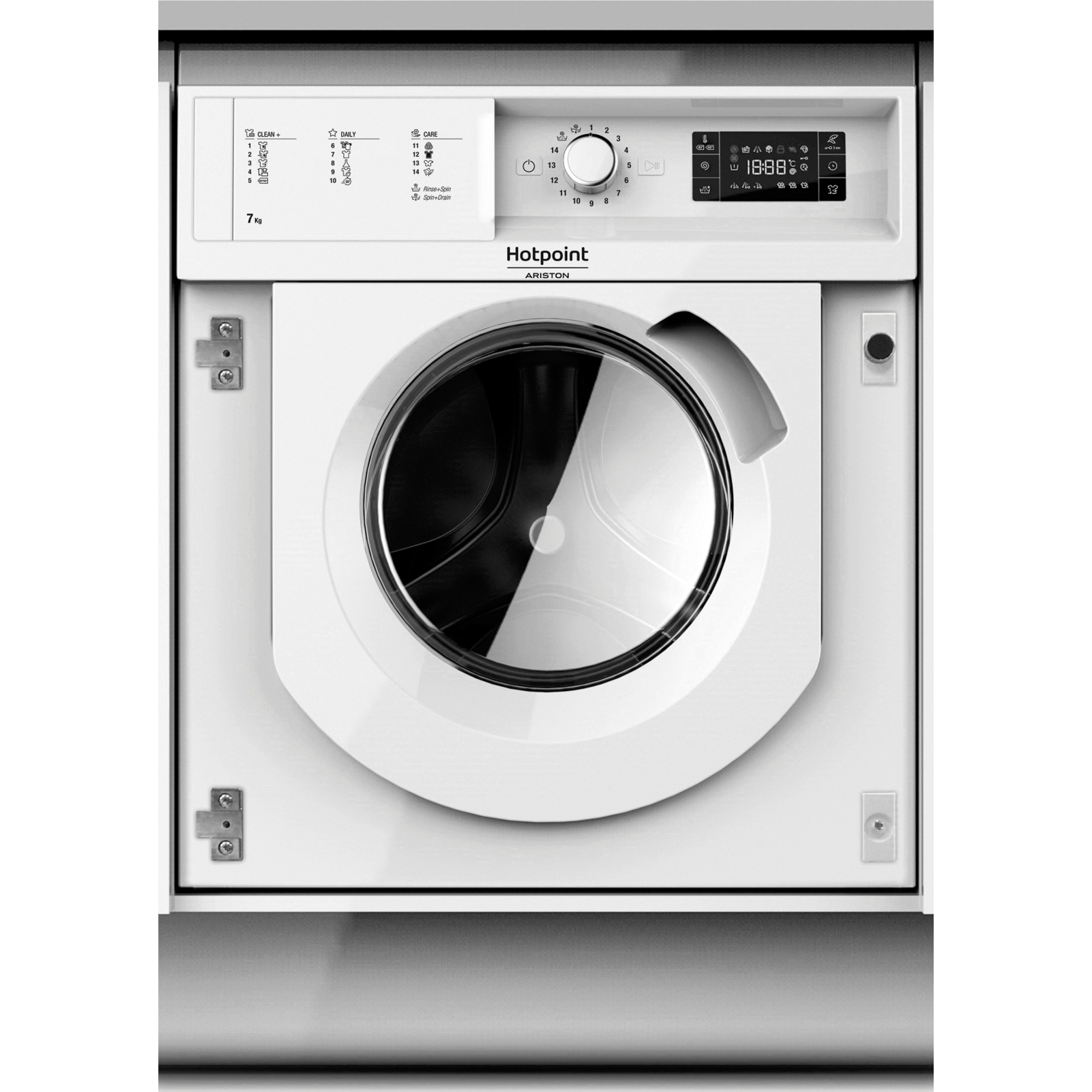 Стиральная машина Hotpoint-Ariston BI WMHG 71284 стиральная машина с сушкой hotpoint ariston bi wdhg 75148