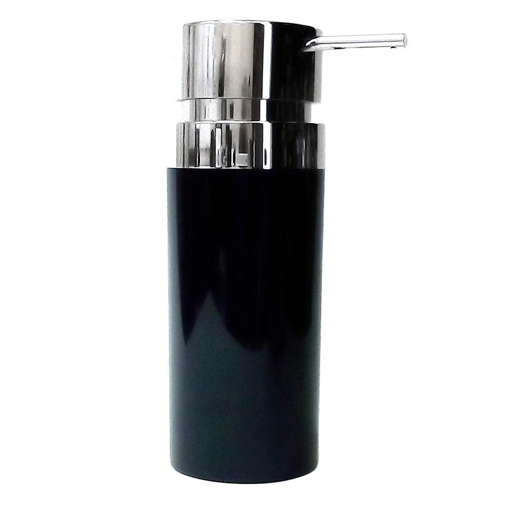 Фото - Дозатор для жидкого мыла Primanova Lenox тёмно-синий 300 мл дозатор primanova lenox для жидкого мыла черный 0 3 мл