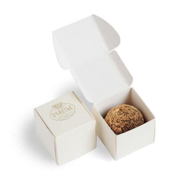 Фото - Гранд трюфель Счастье с карамелью и грецким орехом 50 г бисквит б ю александров брауни с грецким орехом и карамелью 40 г