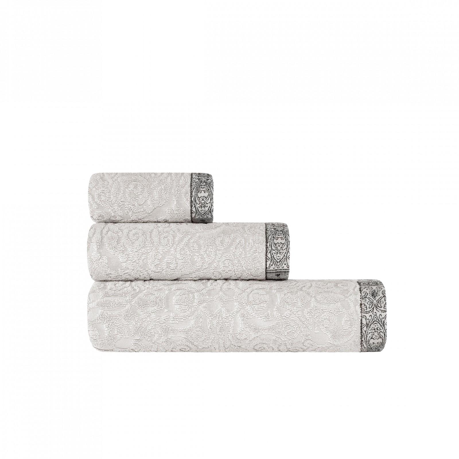 Фото - Комплект полотенец Togas 40х60/50х100/70х140 см 3 шт комплект полотенец togas миэль темно серый 2 пр 50х100 70х140