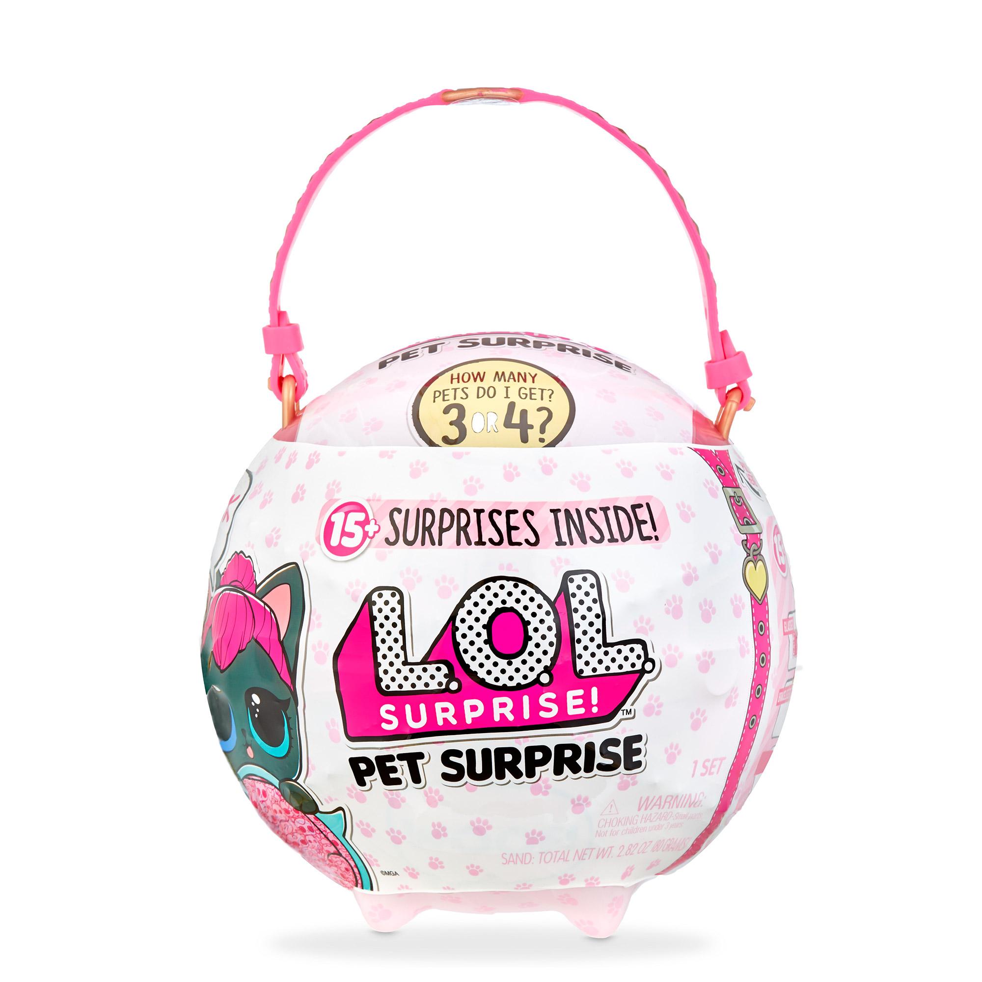 Игрушка L.O.L. Surprise! Большой питомец в ассортименте фото