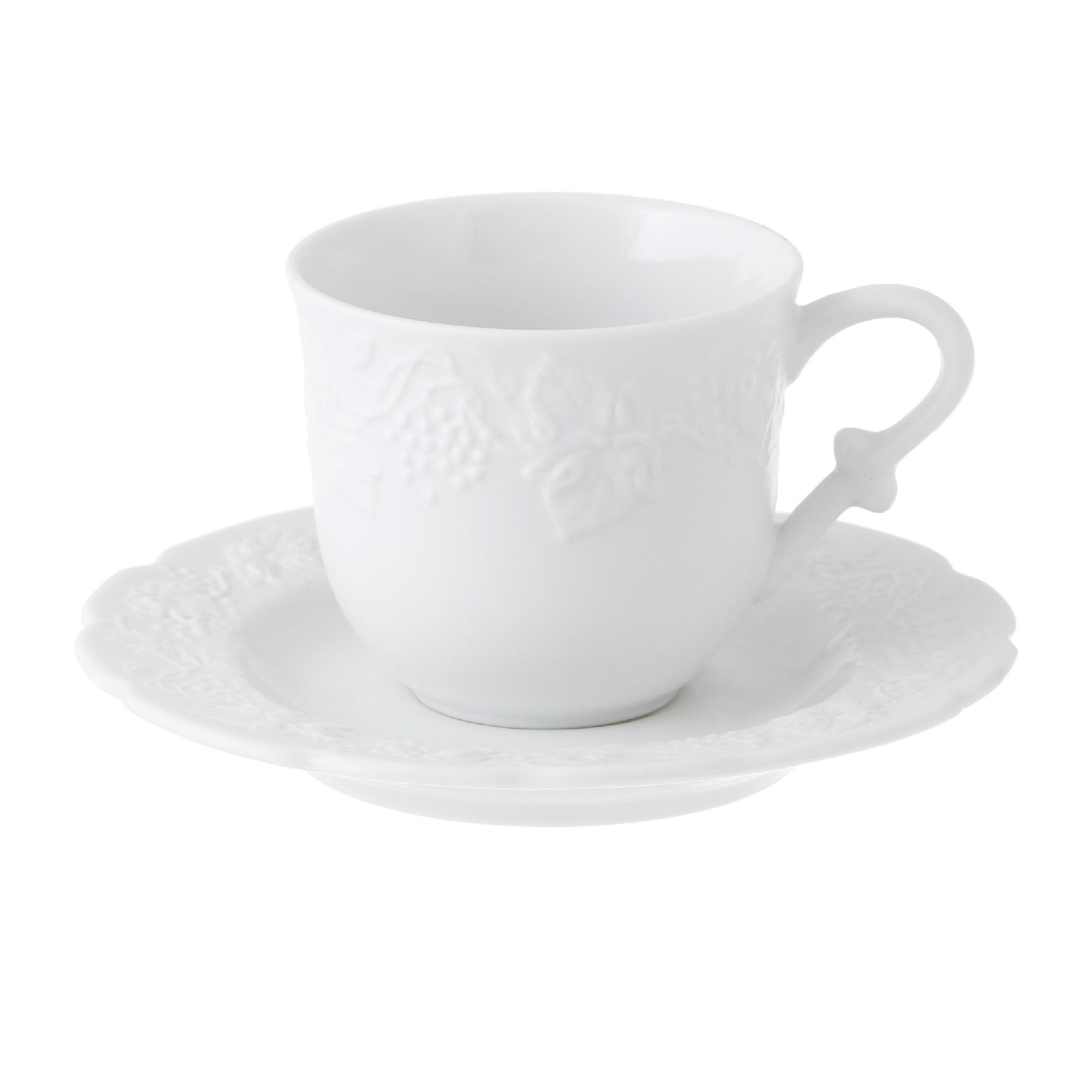 Пара кофейная Yves de la Rosiere Blanc 100 мл