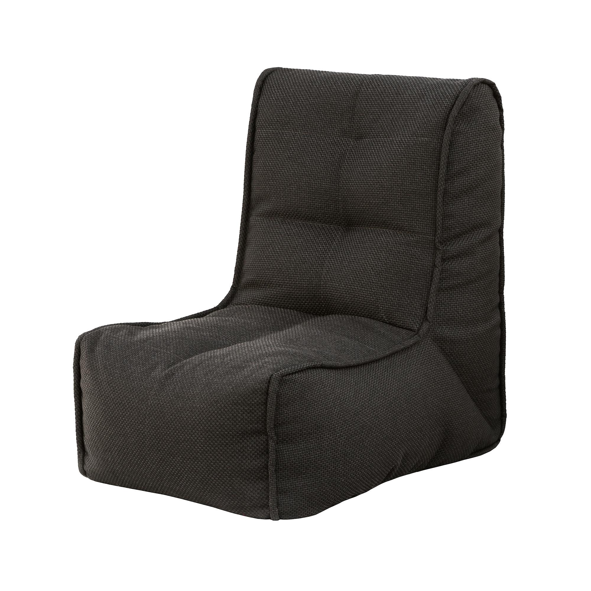 Диван модульный Dreambag shape коричневый 1 центральная секция фото