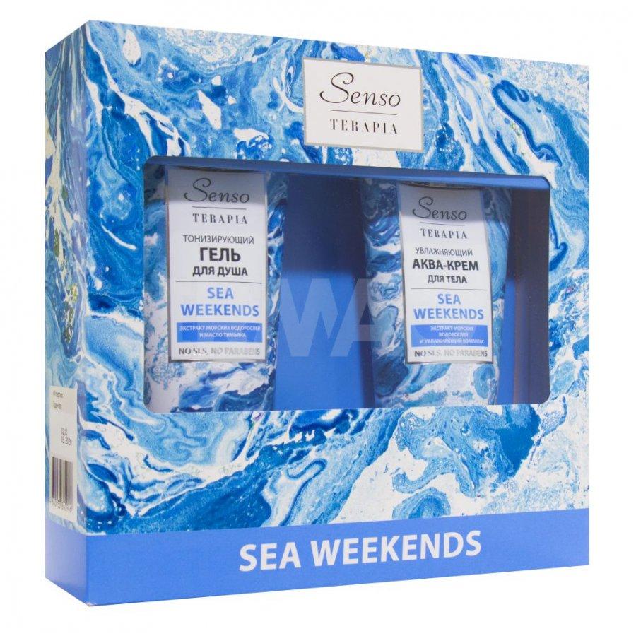 Набор Senso Terapia Sea Weekends 2 средства 250/150 мл