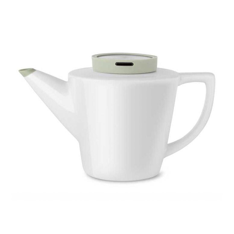 Чайник заварочный Viva scandinavia Infusion 1 л белый заварочный чайник 1 5 л lilac 5520010 1