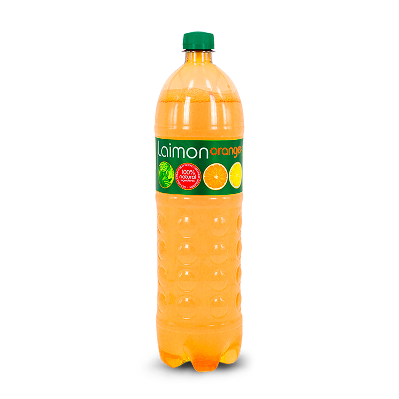 Напиток газированный Laimon Orange 1,5 л напиток газированный laimon fresh 1 5 л