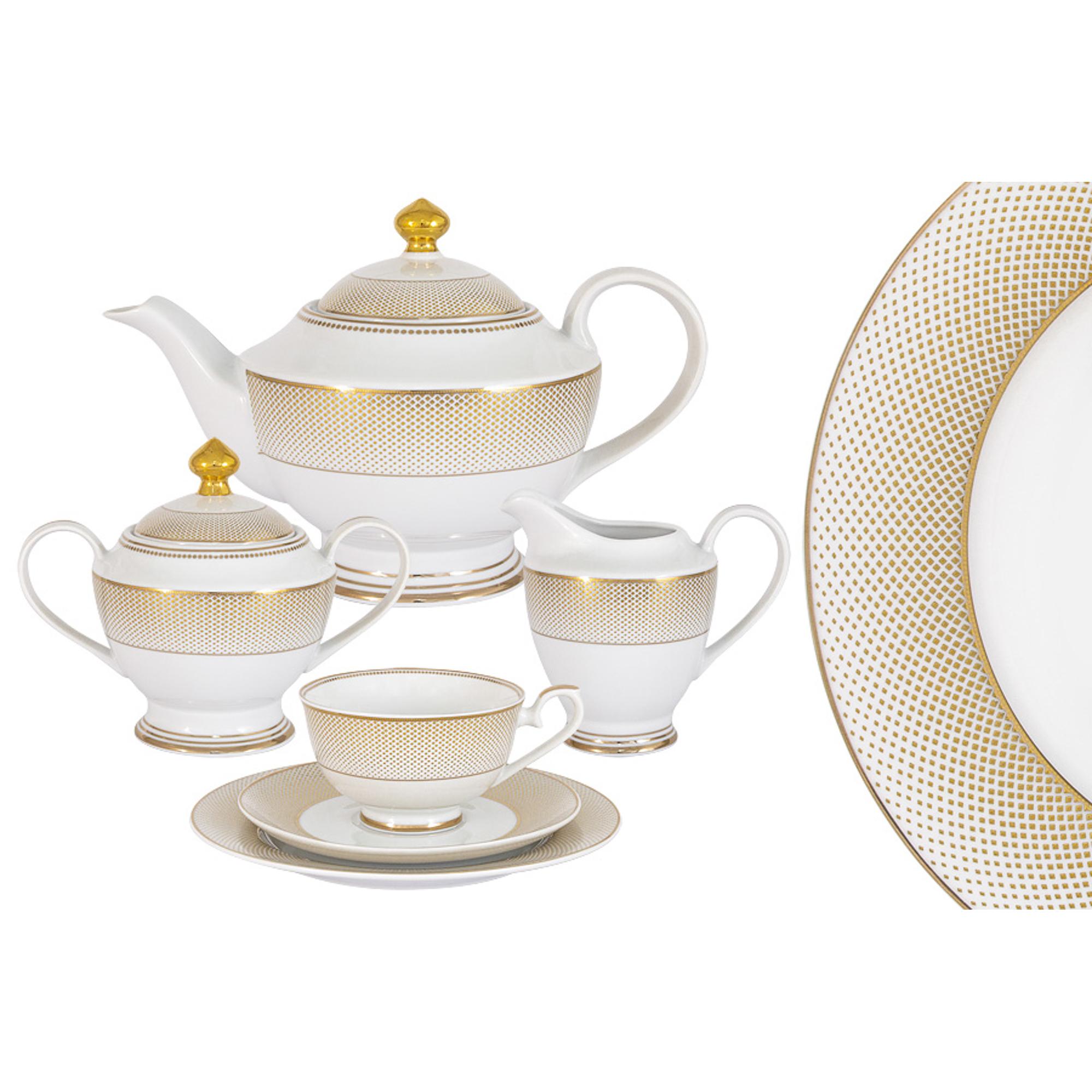 Чайный сервиз Midori Вирджиния 23 предмета