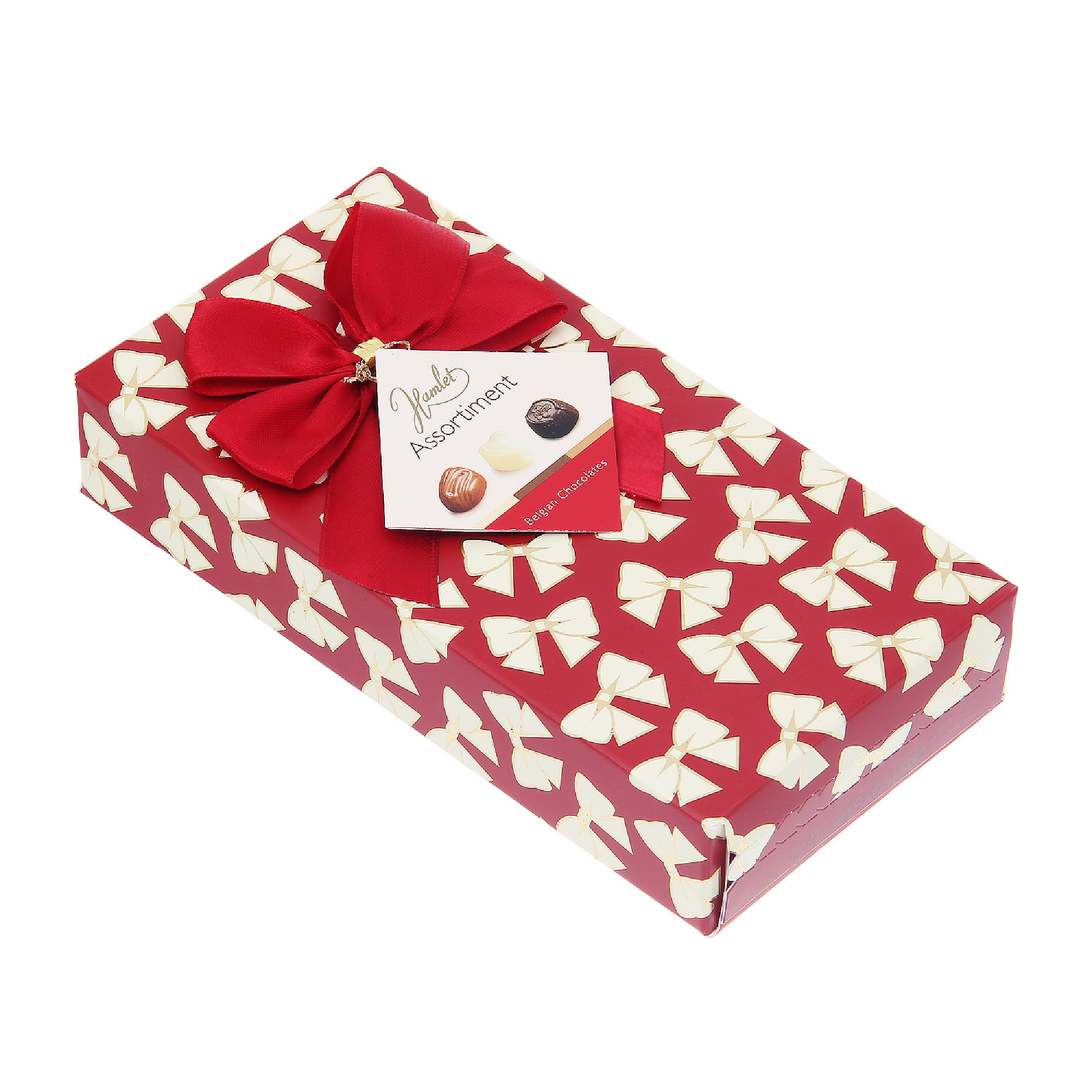 Конфеты шоколадные Hamlet Chocolates Gifty Red 125 г фото