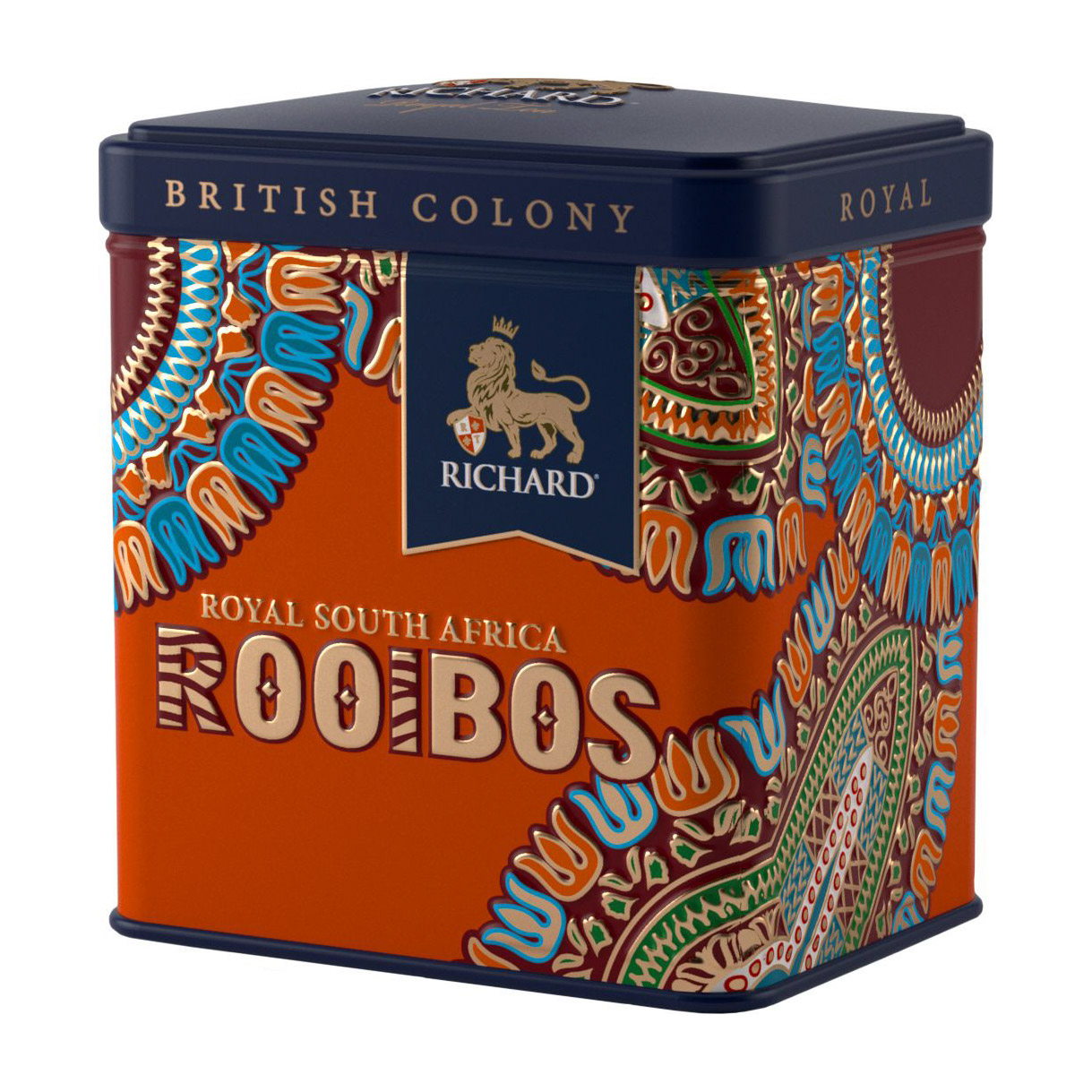 Чайный напиток Richard British Colony Royal Rooibos 50 г недорого