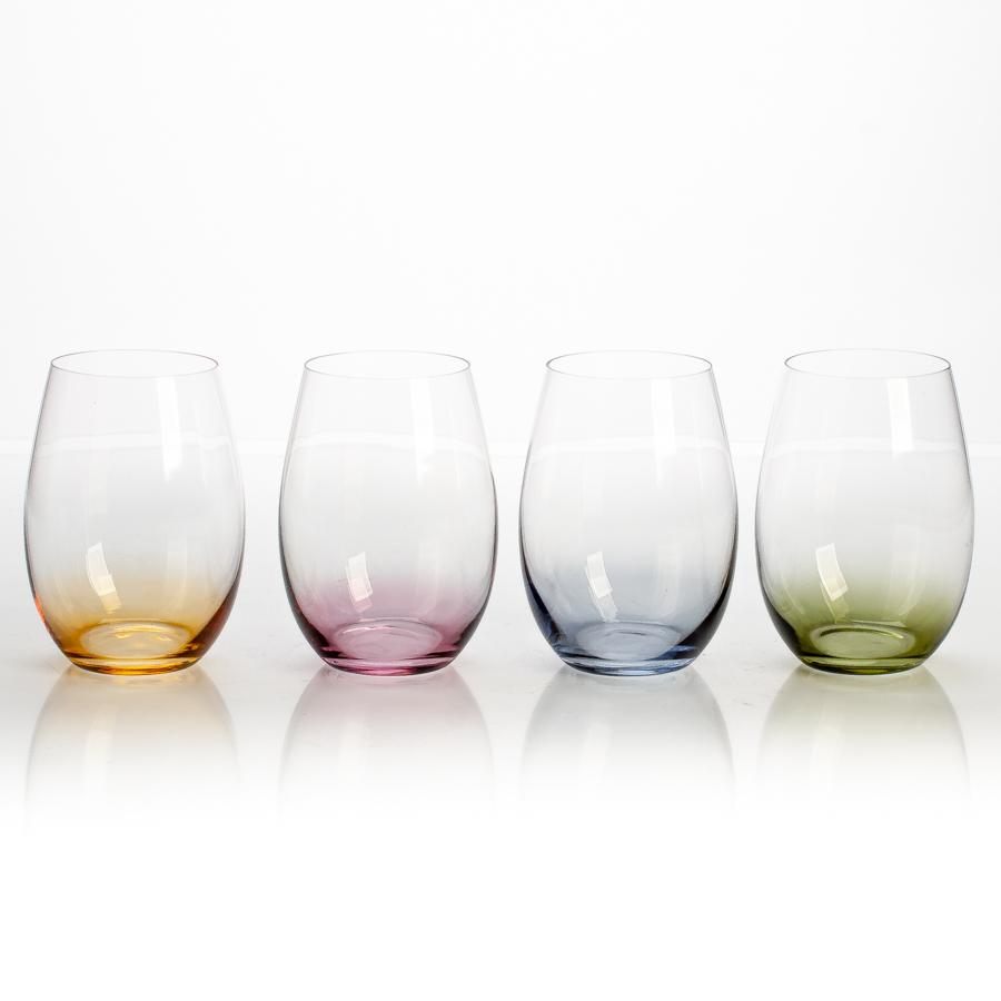 Набор стаканов Crystalite Bohemia Charlie 560 мл 4 шт фото