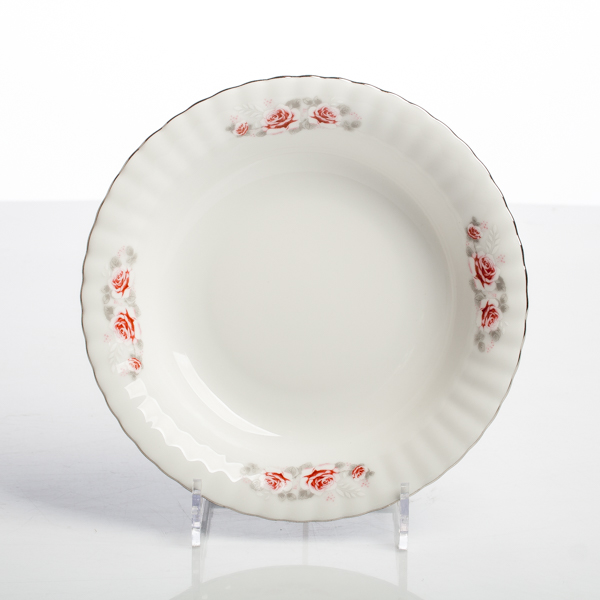 Тарелка Porcelaine Czech Gold Hands 22,5 см