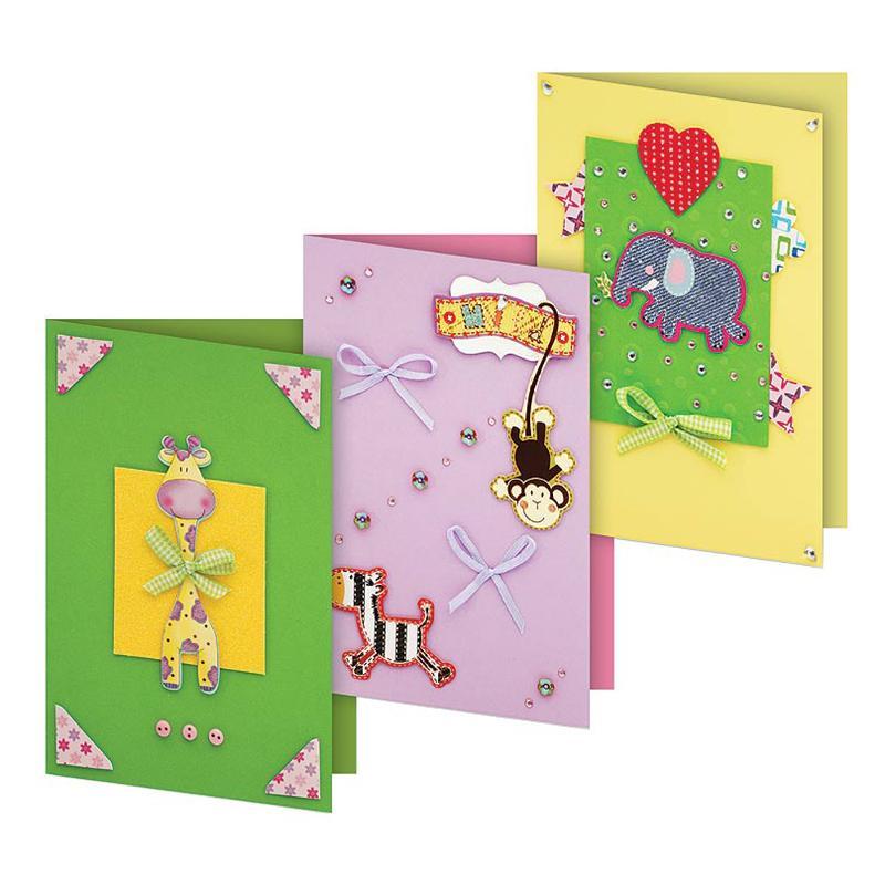 Набор для создания открыток Белоснежка Веселая Мозаика набор для создания открыток белоснежка веселая мозаика