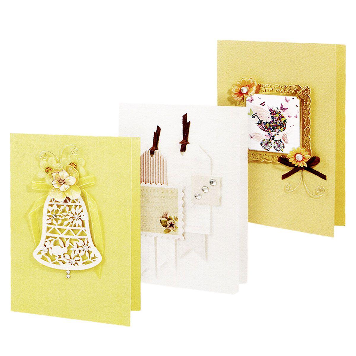 Набор для создания открыток Белоснежка Солнечный набор для создания открыток белоснежка веселая мозаика