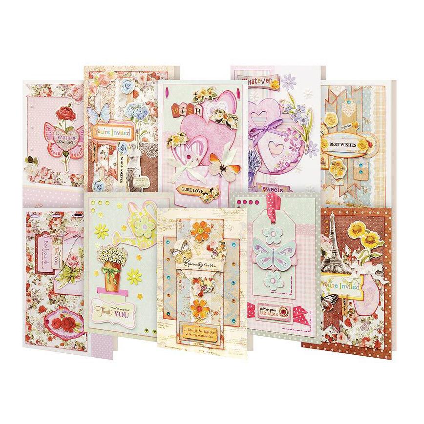 Производители наборов открыток, новые рожей картинки