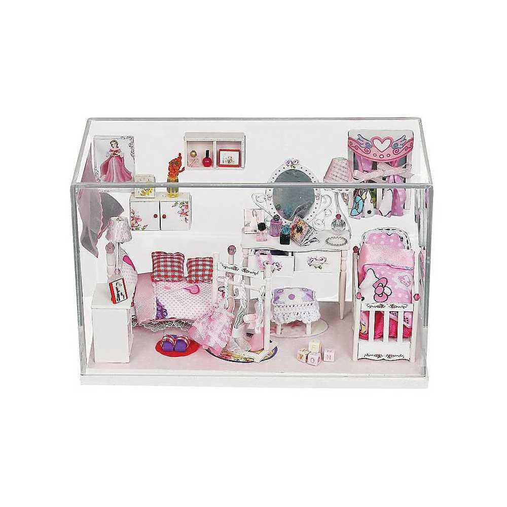 Набор для создания миниатюр Белоснежка Комната принцессы белоснежка вn4300sg