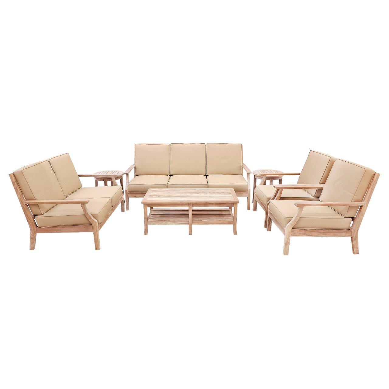 Комплект мебели Cambium De Mar 7 предметов (DM-40-110/DM-40-300/DM-40-100) фото