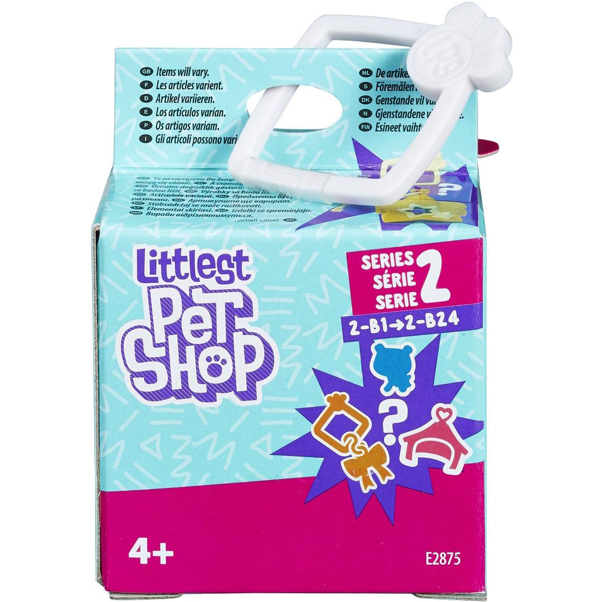 Игровой набор Littlest Pet Shop Пет в стильной коробочке