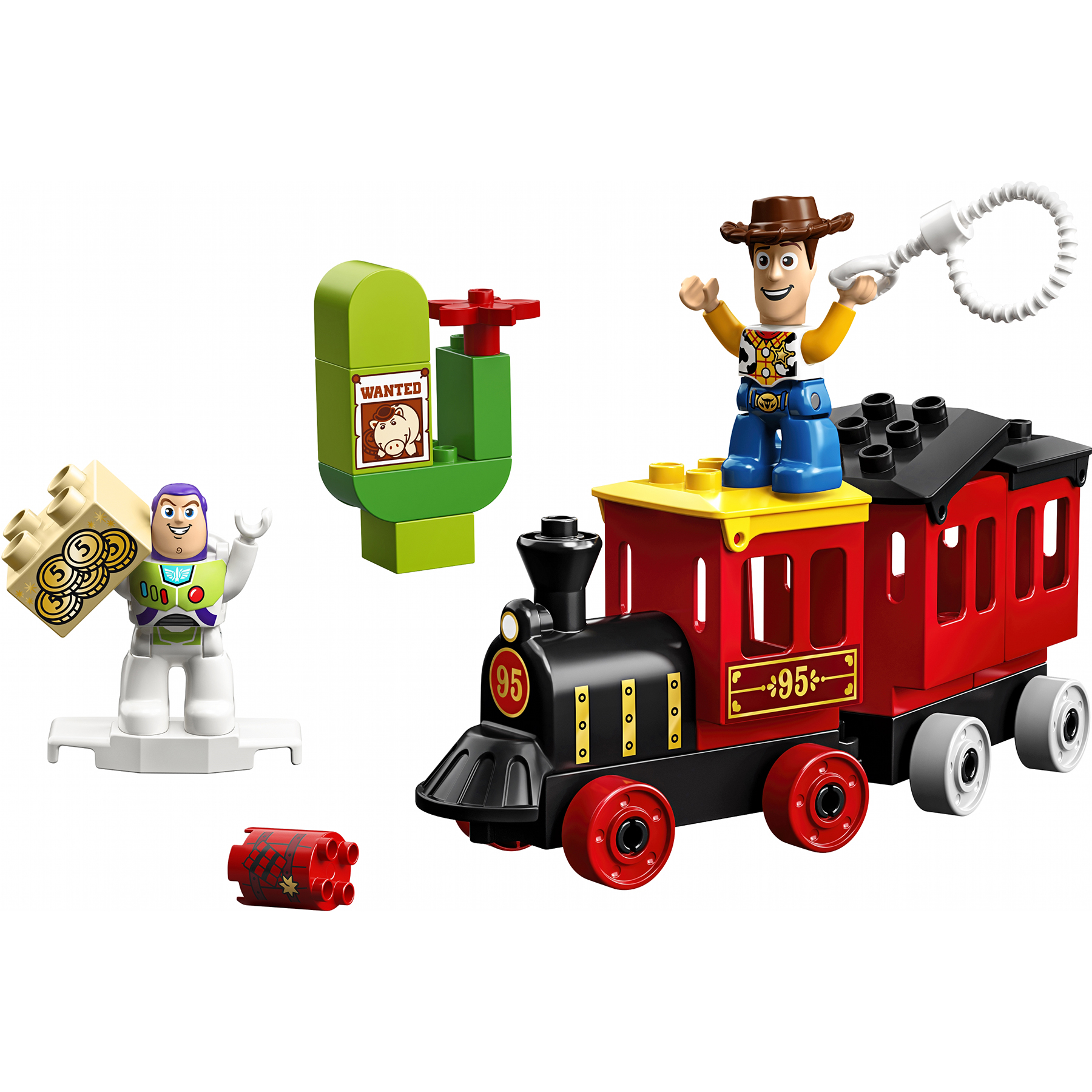 Купить Конструктор Lego Duplo Toy Story Поезд 10894, пластик, универсальный, Конструкторы, пазлы