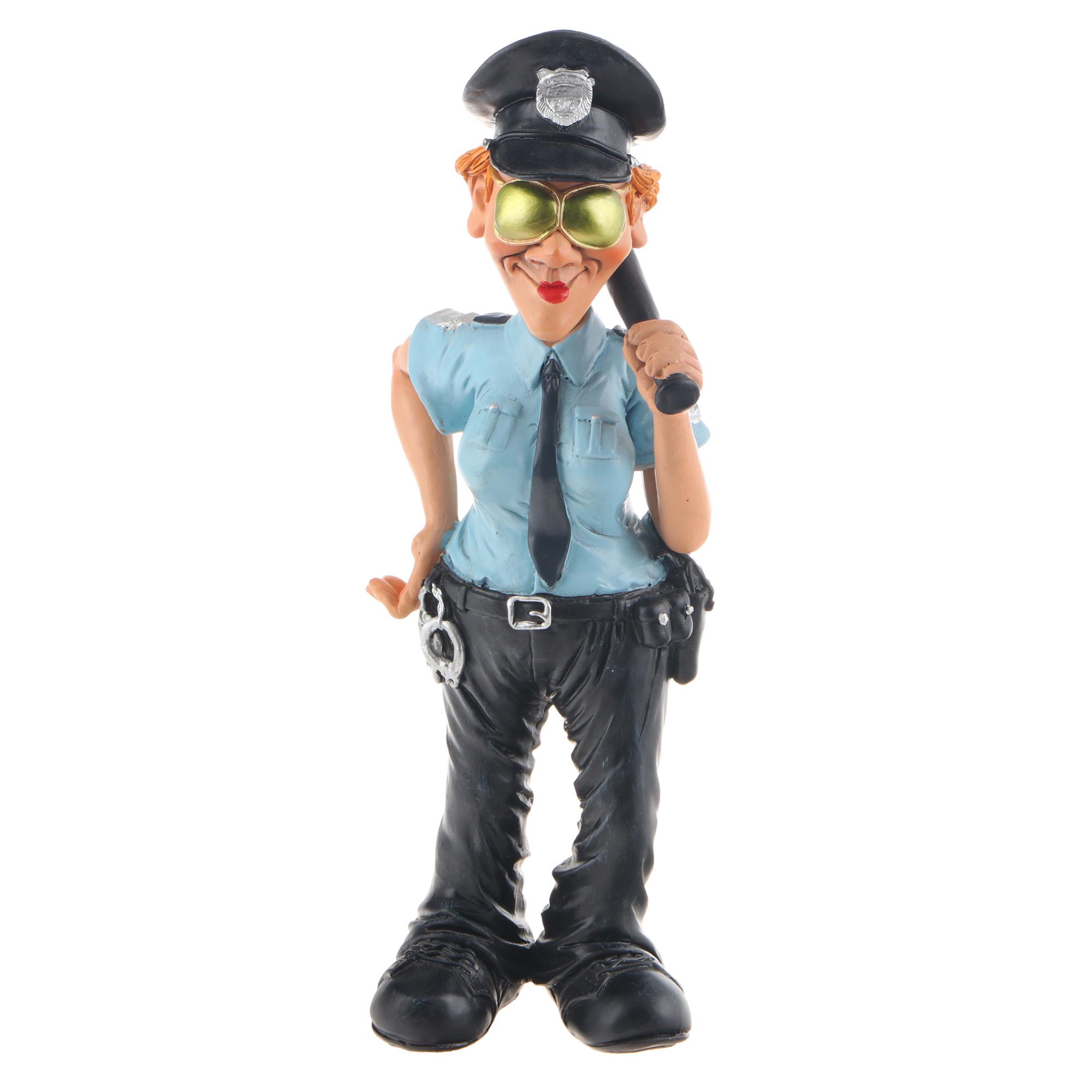 Фигура декоративная bizzotto deco полицейский кольцо декоративная для салфетки goodwill deco 5см
