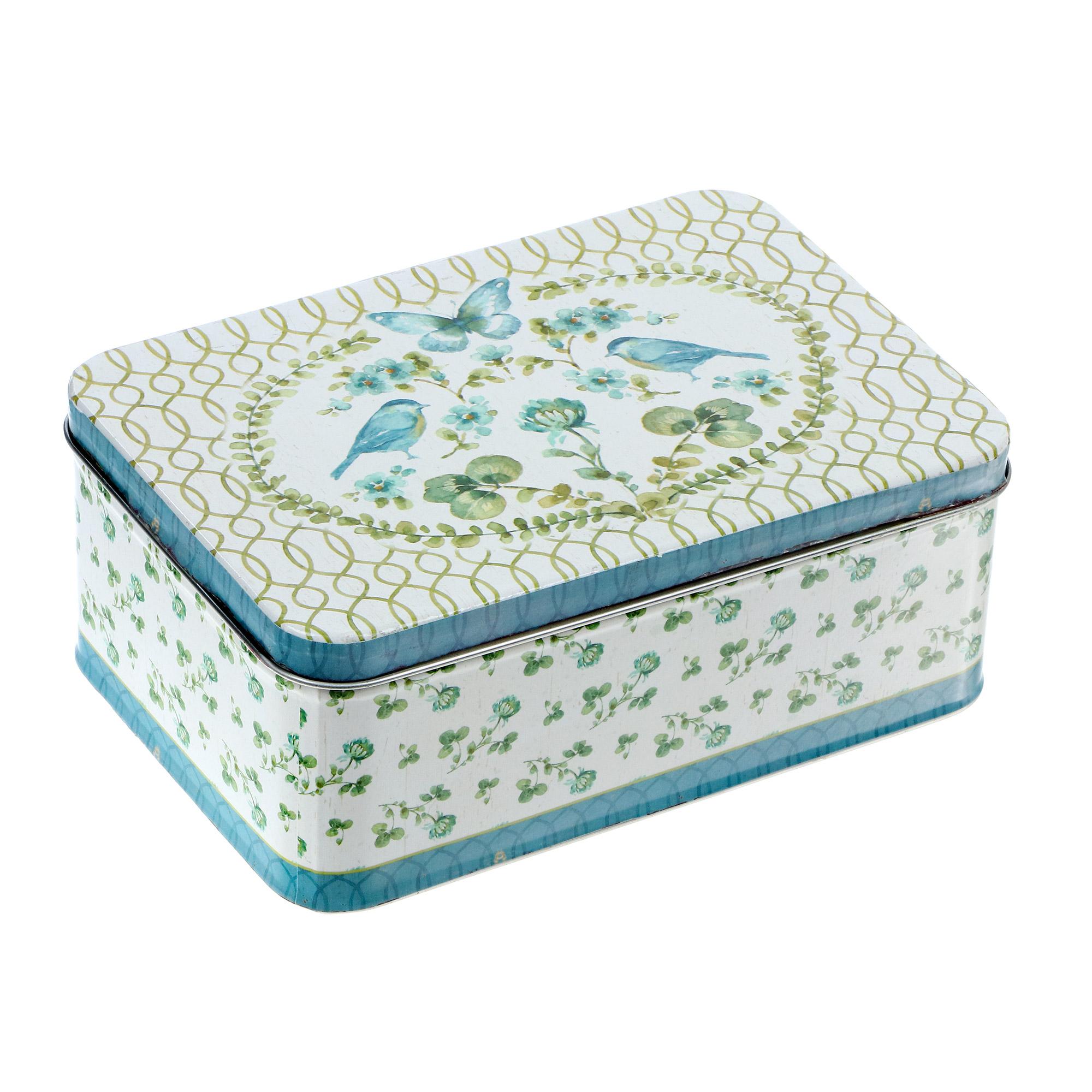 Коробка подарочная Bizzotto deco poesia farfalla s сумка farfalla rosso