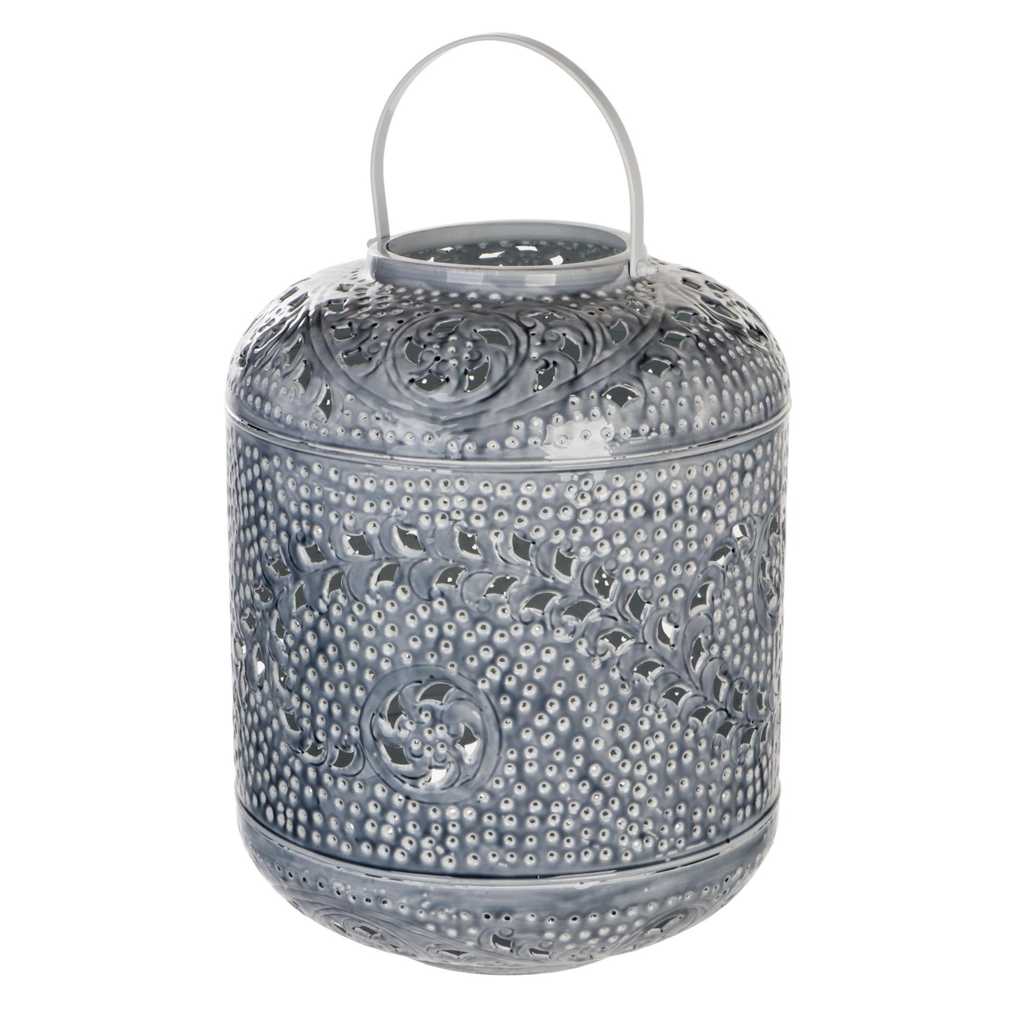 Фонарь декоративный Bizzotto deco eleonore s 30х30х40 см