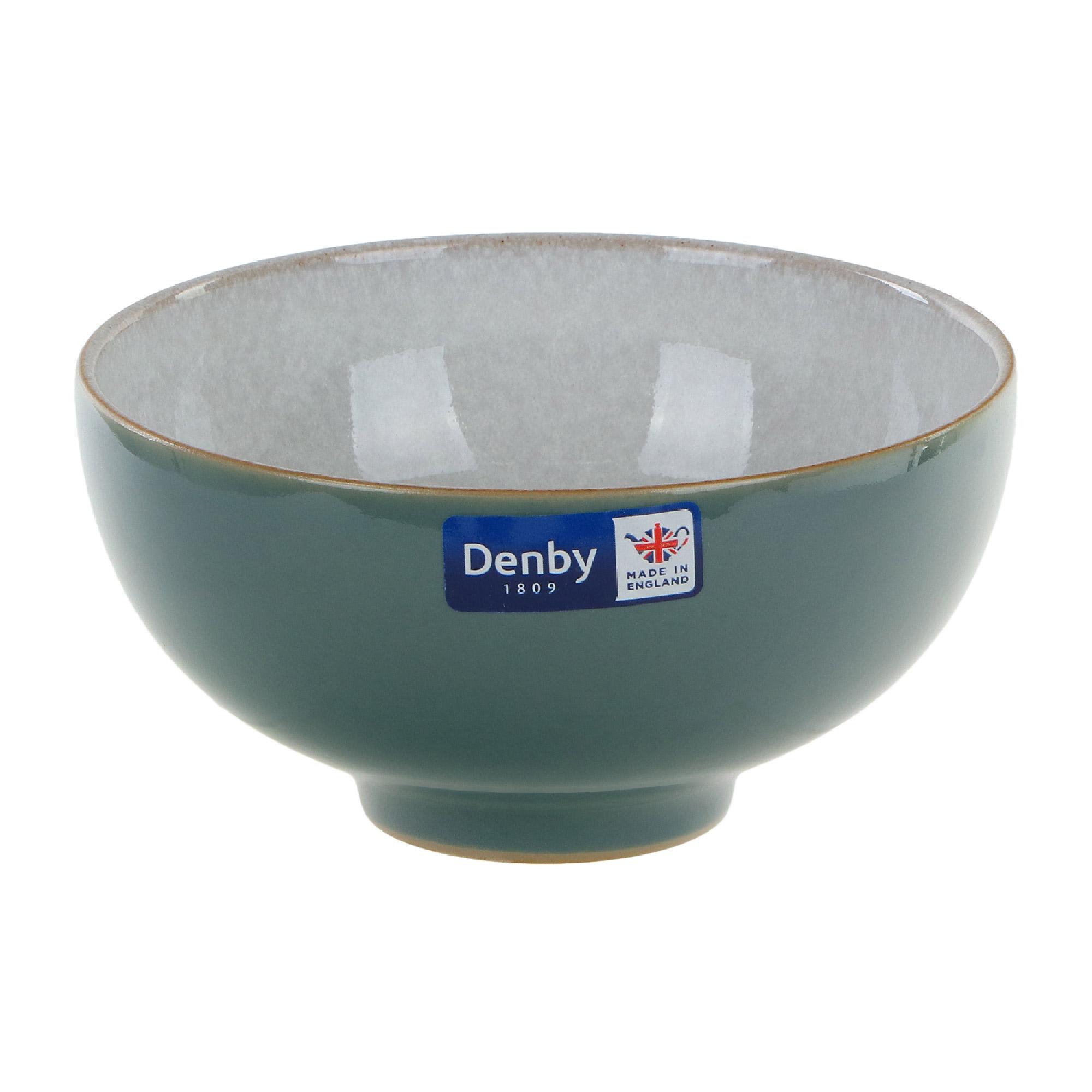 Фото - Чаша для риса Denby 12 см нефритовый чаша для риса denby studio craft 13 см