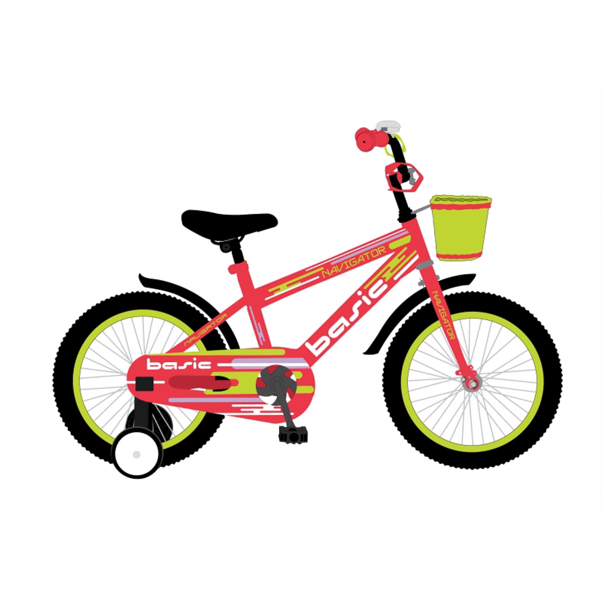 Велосипед детский Navigator basic фото