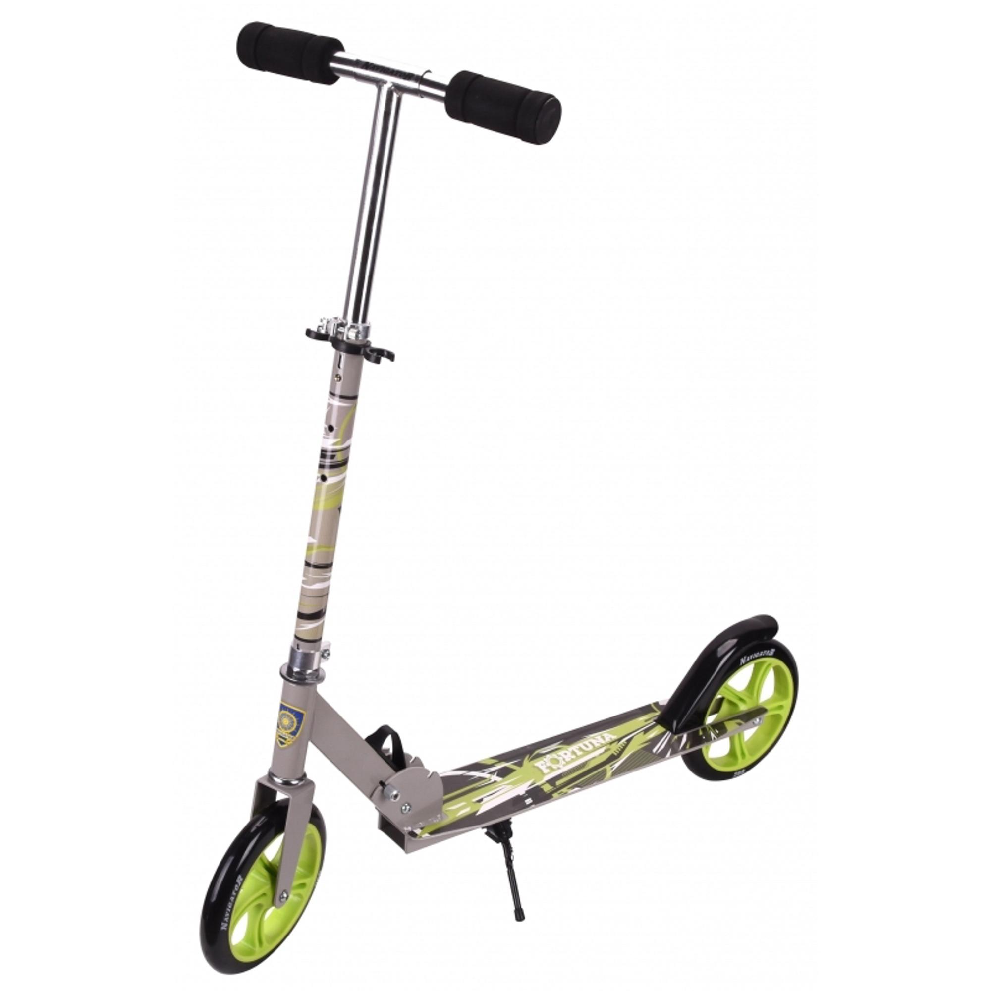 Фото - Самокат navigator fortuna 2-х колесный navigator скейт navigator пластиковый светящиеся колеса в ассорт