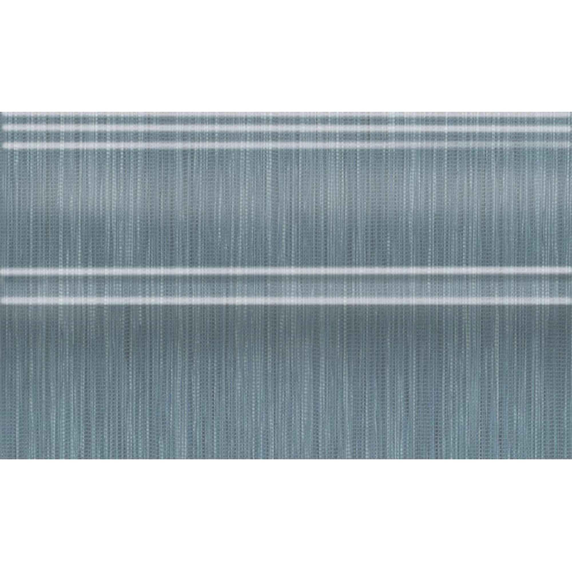 Бордюр Kerama Marazzi Пальмовый лес синий 25x15 см FMB018 недорого