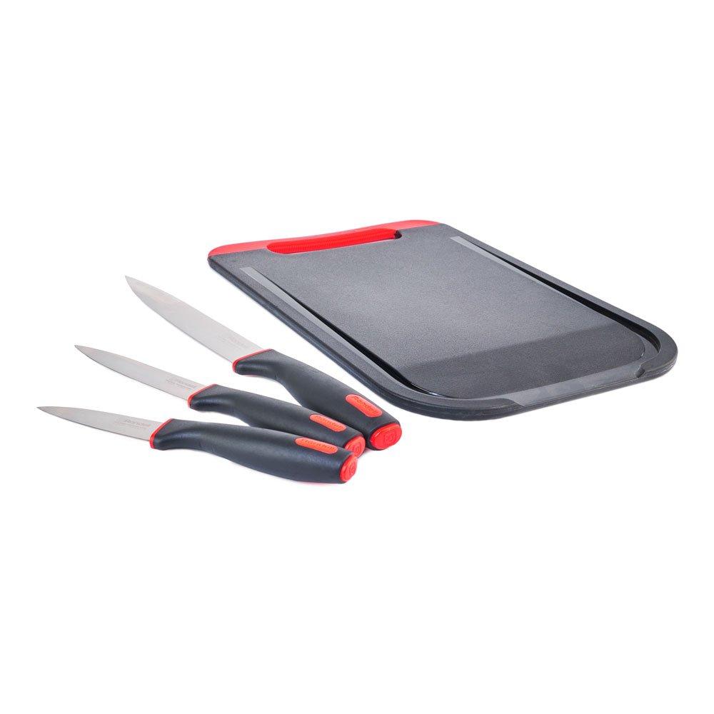 Набор ножей Rondell Urban с разделочной доской