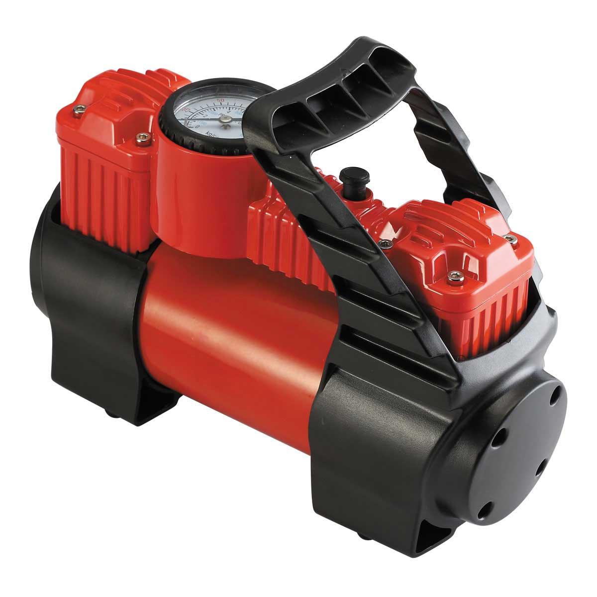 Автомобильный компрессор 12 В, 300 Вт, 11 атм, 55 л/мин Zipower
