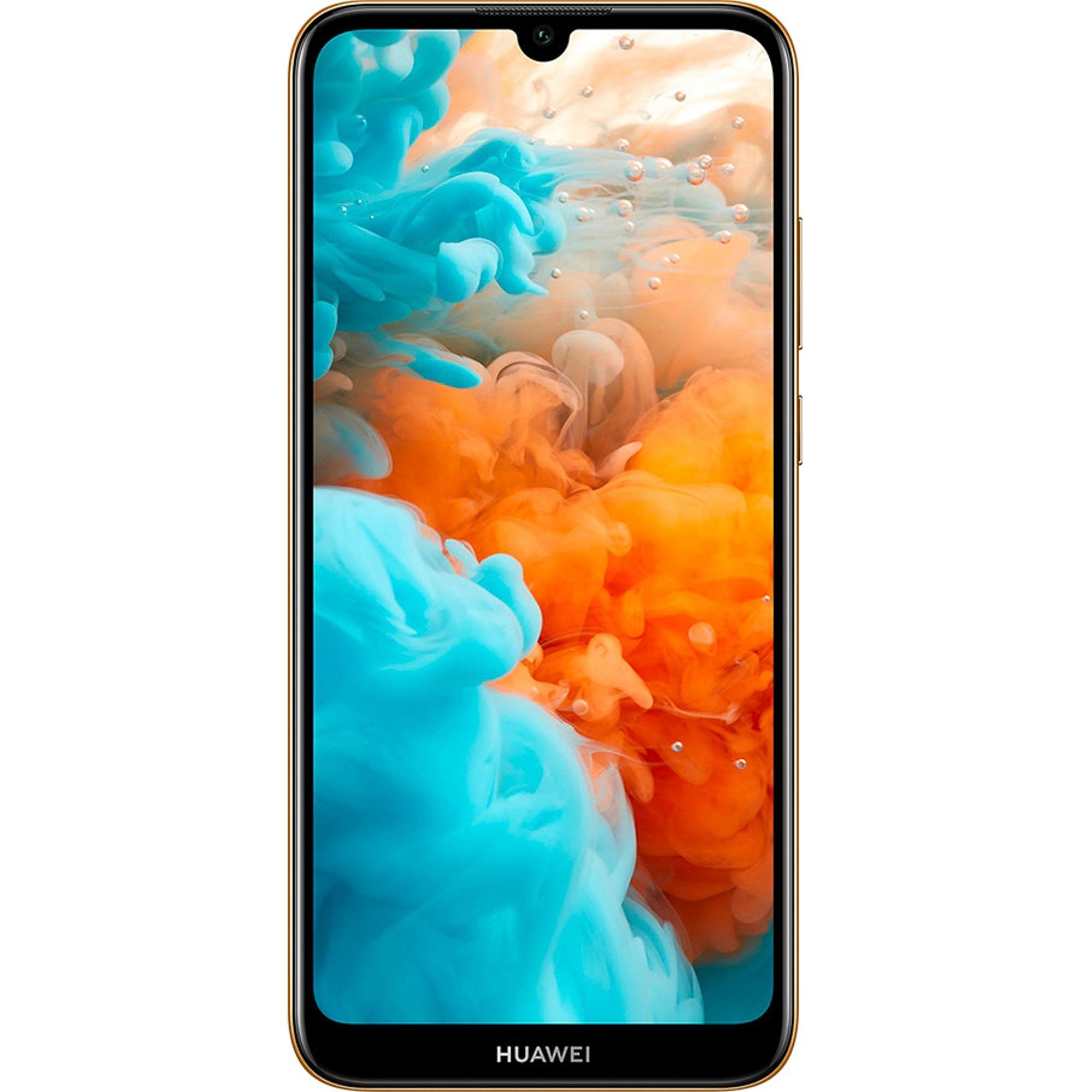 Смартфон Huawei Y6 2019 Amber Brown