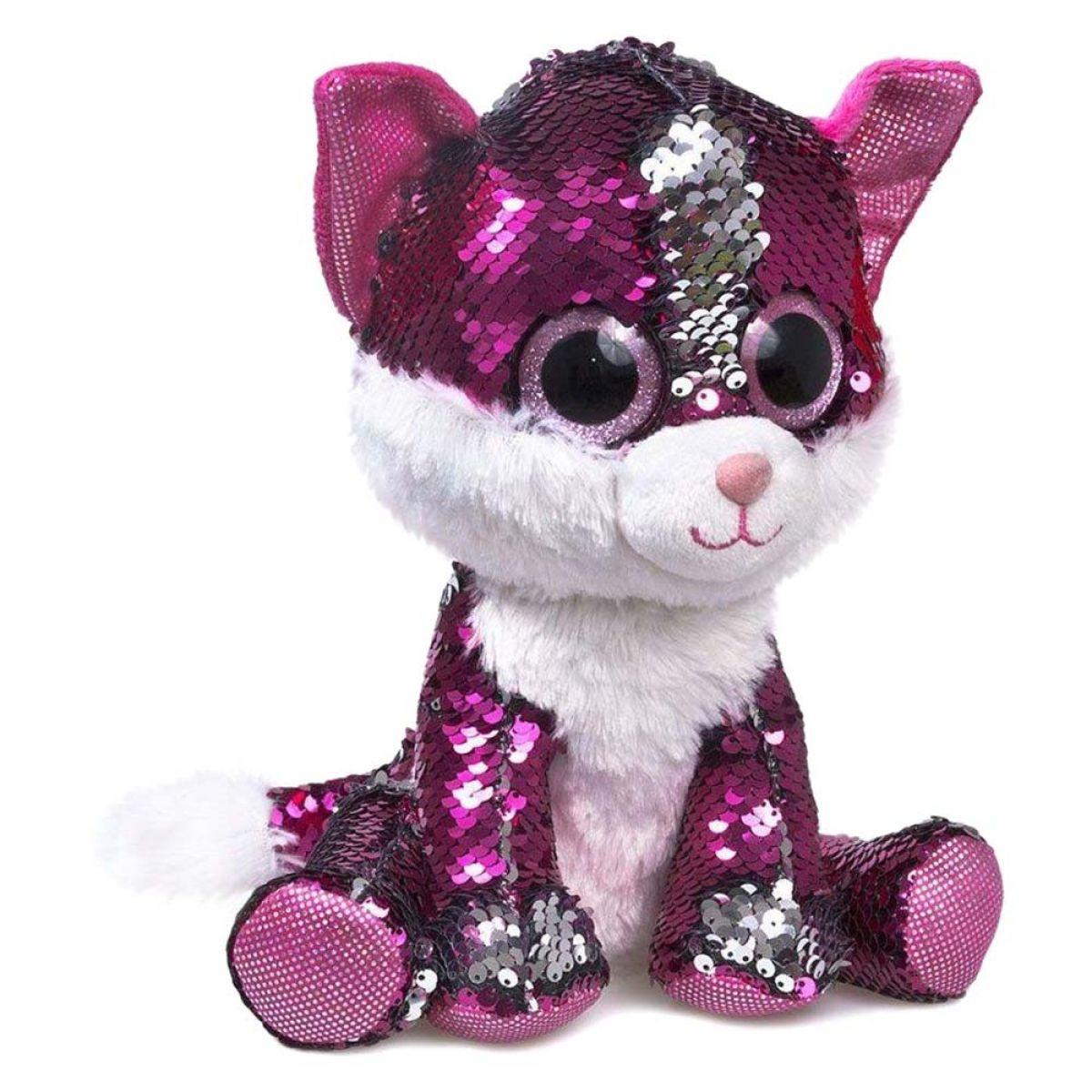Мягкая игрушка Fancy Котенок Рубинчик 23 см мягкая игрушка fancy котик рубин 17 см