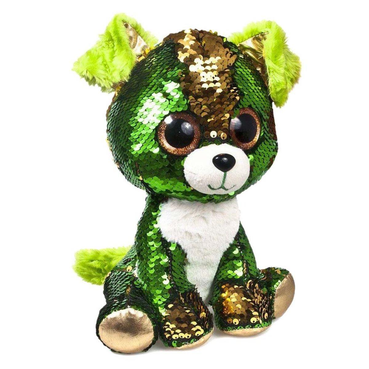 Фото - Мягкая игрушка Fancy Щенок Изумруд 23 см shokid интерактивная мягкая игрушка shokid щенок noisette 15 см