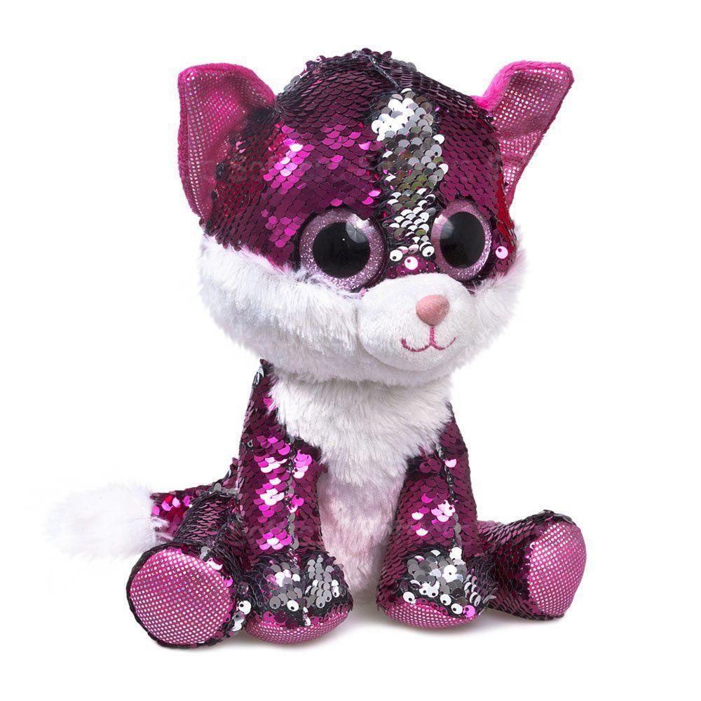 Мягкая игрушка Fancy Котик Рубин 15 см мягкая игрушка fancy котик рубин 17 см