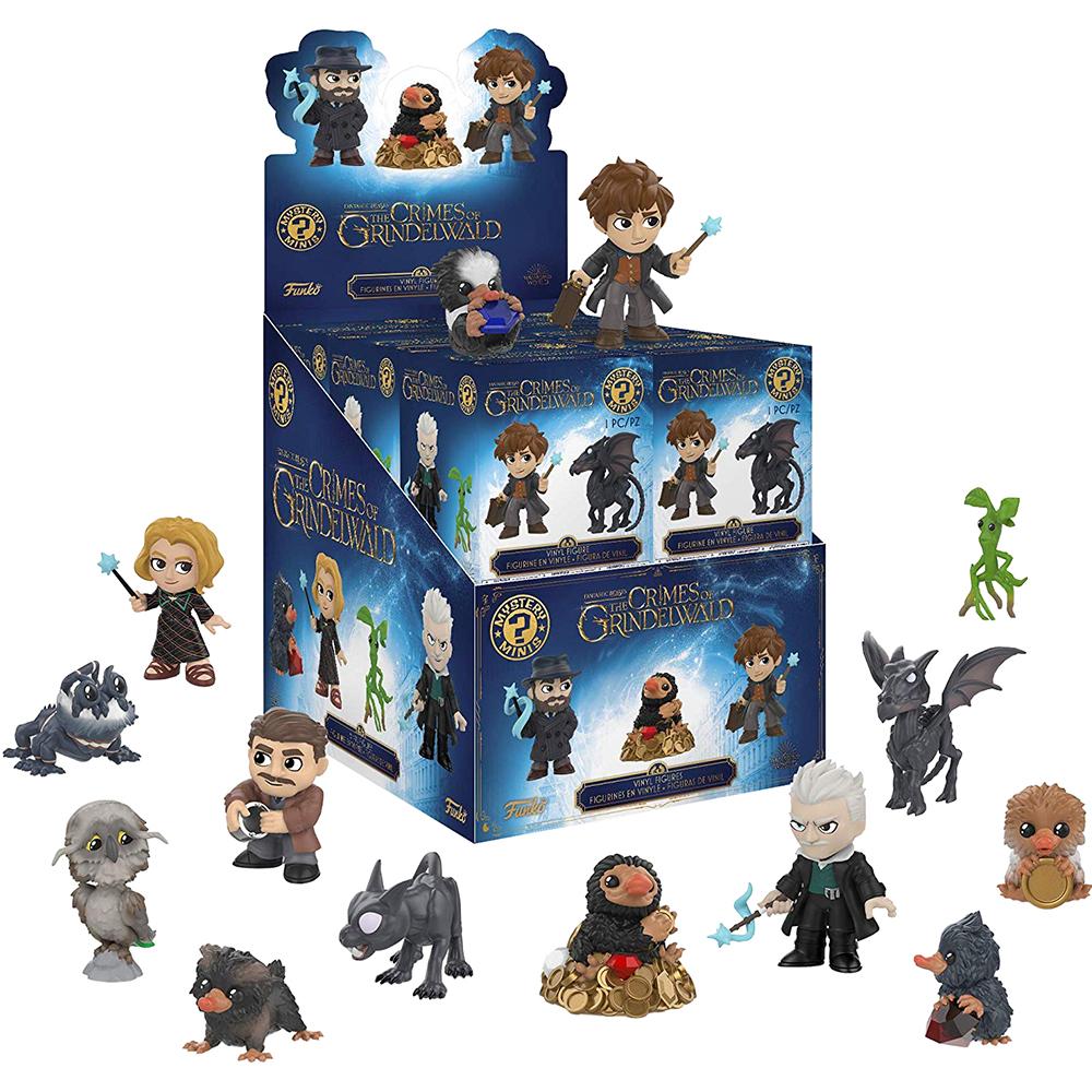 Мини-фигурки Funko Mystery Minis Blind Box Fantastic Beasts 2 фото