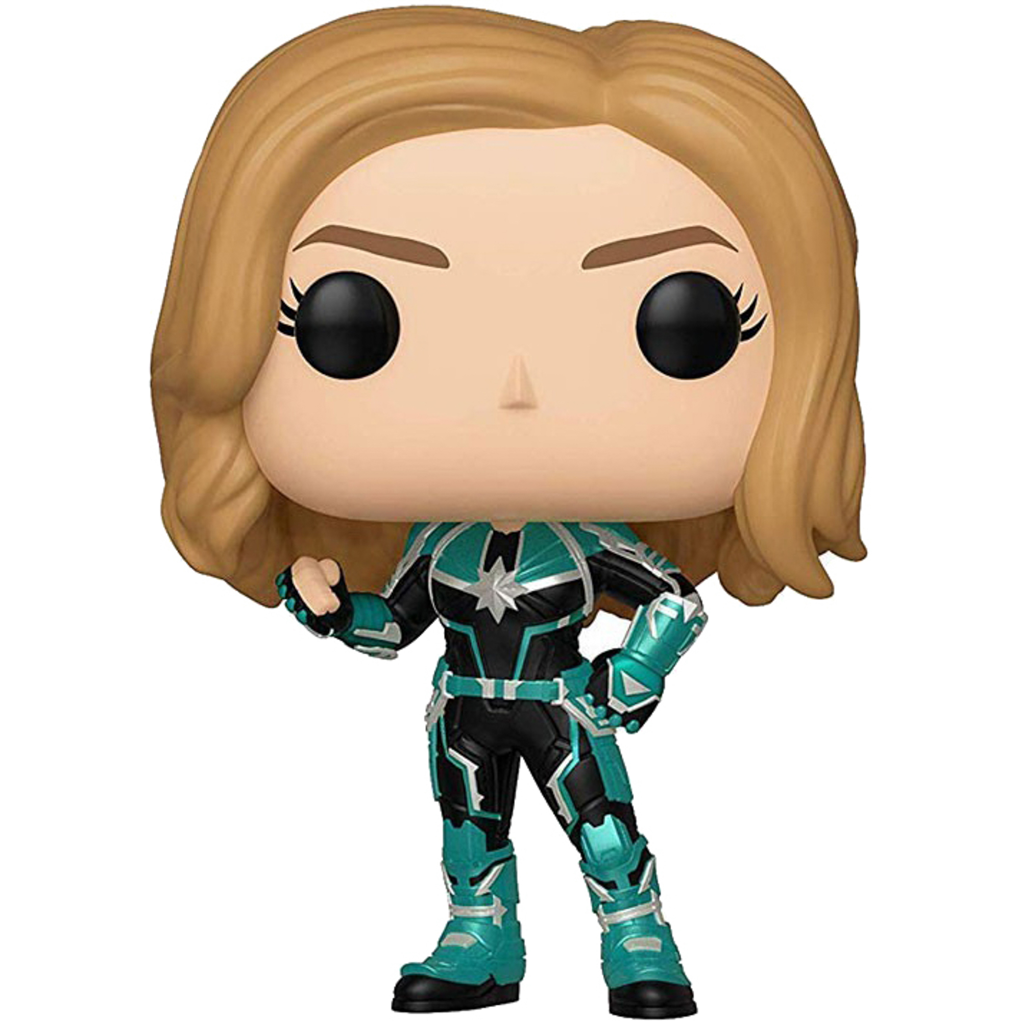 Фигурка Funko Captain Marvel Vers 427 фигурка funko pop captain marvel мария рамбо 37585