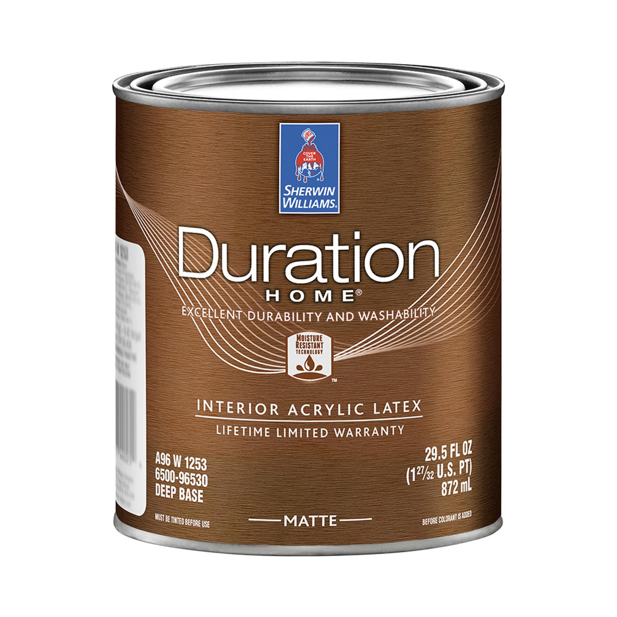Краска Sherwin-Williams Duration Home Interior Ultra Deep 1 л