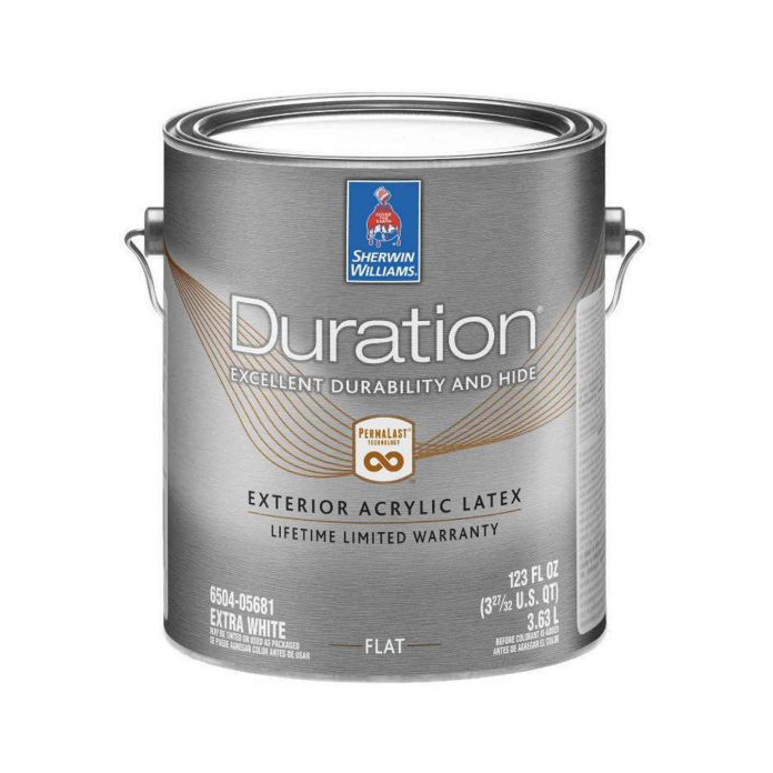 фото Краска фасадная sherwin-williams duration exterior latex paint 3,8 л