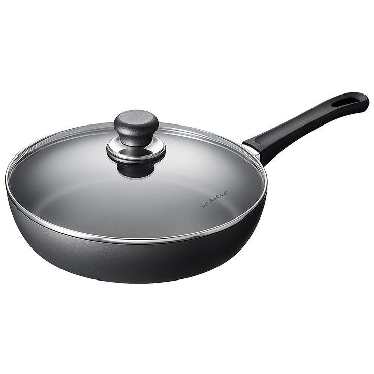 Сковорода Scanpan Classic Induction 24 см сковорода scanpan classic induction 20 см