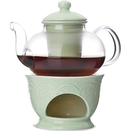 Чайник заварочный с подставкой Mayer&Boch 0,6 л